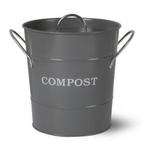 Charcoal Compost Bucket