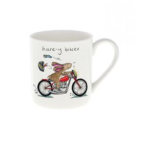 Harey Biker Mug