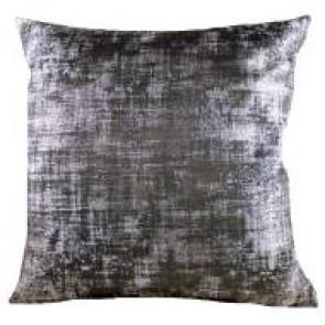 Hollywood Graphite Cushion - 43cm Square