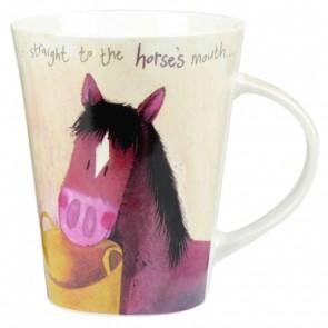 Horses Mouth Mug