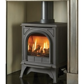 Huntingdon 20 Gas Stove clear door