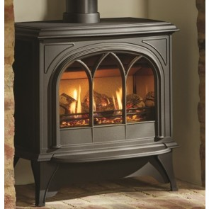 Huntingdon 40 Gas Stove Tracery Door