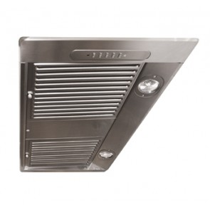 Rangematser Integrated Hood