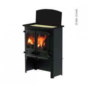 Charnwood Island 2 CT (Cook top) Stove with store stand