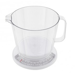 Judge Jug Kitchen Scales
