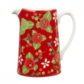 Rose Cottage Half Pint Jug - Julie Dodsworth