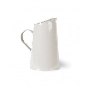 Garden trading classic jug in chalk