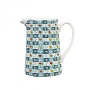 Julie Dodsworth Jug - Sands End Pattern
