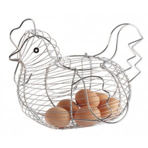 Chicken Wire Egg Holder