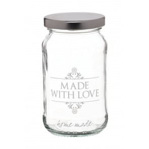Made with Love Preserve Jar
