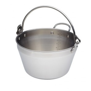 Stainless Steel Mini Maslin Pan