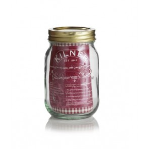 Kilner 0.5L Preserving Jar with screw top lid