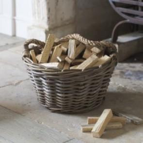 Firewood Kindling Basket
