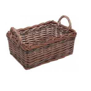 Small Wicker Kindling Basket