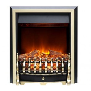 Burley Leighfield Log Effect Electric Fire