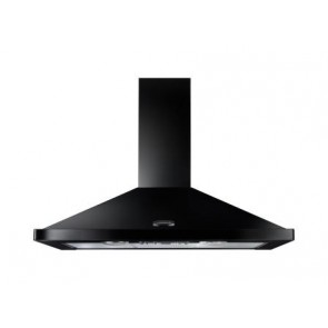 Rangemaster Chimney Hood Black