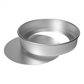 Loose Bottom, Anodised Deep Sandwich Pan