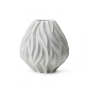 Morso Flame Large Vase in White