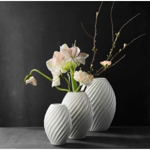 Morso RIVER White Vase