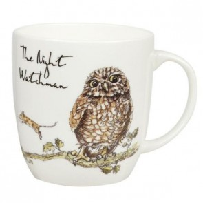 The Night Watchman Mug