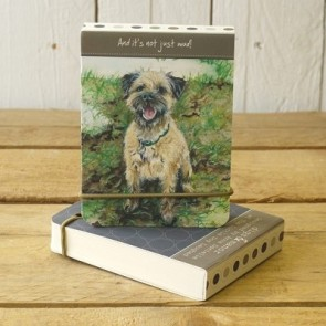 The Little Dog - Not Mud Notepad