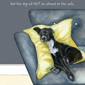 The Little Dog - Not Sofa Mint tin