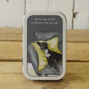 The Little Dog - Not Sofa Mint Tin