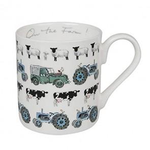 sophie allport farm mug
