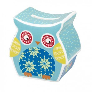 Owl Money Box - Owl and The Pussy Cat