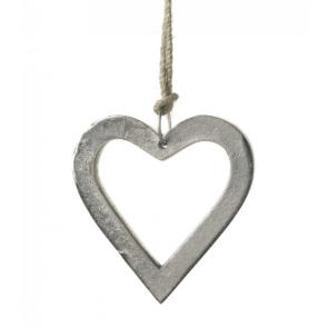 Parlane Aluminium Hanging Heart