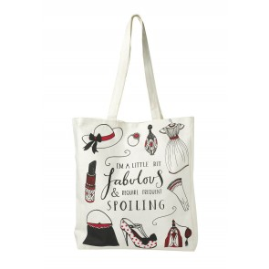 Parlane Fabulous Tote Bag - 400mm x 350mm