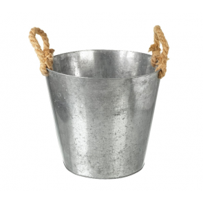 Parlane Pot with Jute Handles
