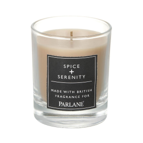 Spice & Serenity Candle