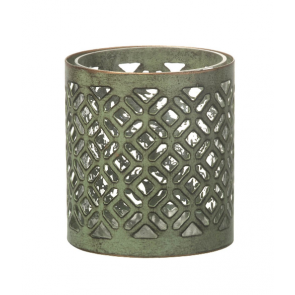 Verdigris Tealight Holder 750210