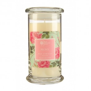 Peony Scented Candle Jar