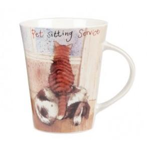 Pet Sitting Service Mug