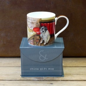 The Little Dog Pint Mug