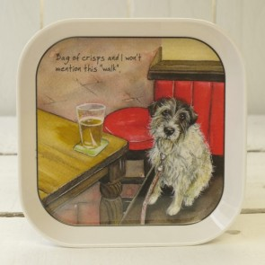 The Little Dog - Pint Tray