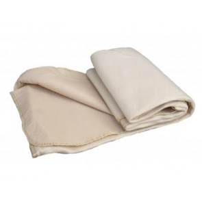Cream Polar Fleece Picnic Rug or Blanket