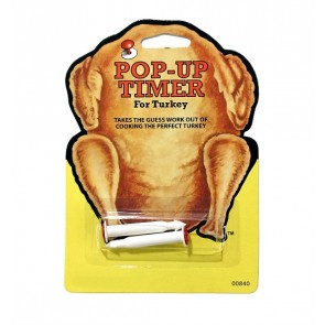 Turkey Pop Up Timer - Disposable