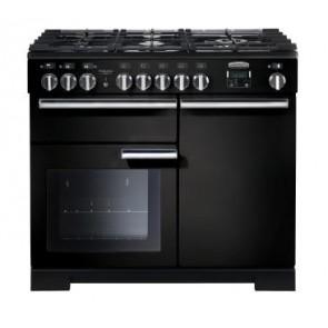 Professional Deluxe 100 Black