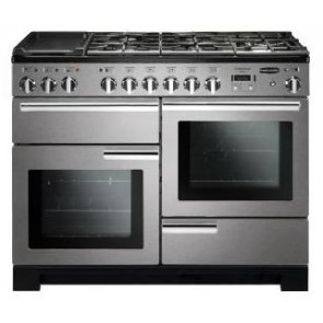 Professional Deluxe 110 DF Stainless Steel