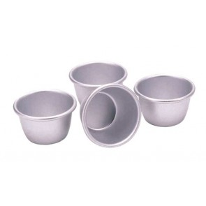 Quick Release Pudding Bowls Set of 4 Kitchen Craft