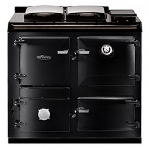 Rayburn Cooker Black finish