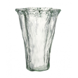 Parlane Coral Recycled Glass Vase