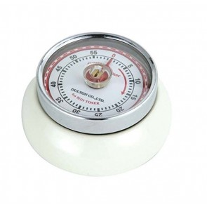 Ivory Retro Kitchen Timer