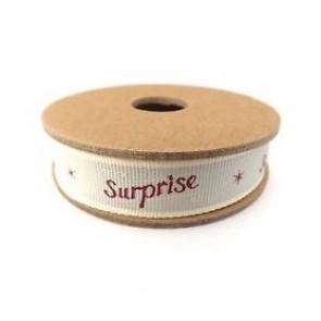 Surprise Ribbon - 3 Meter Coil