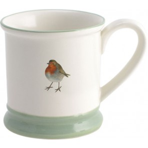 Into The Wild Robin Tankard Mug