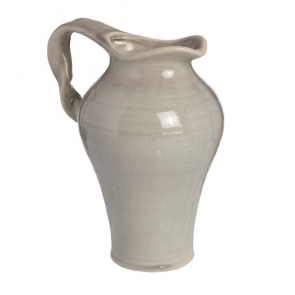 Grey Ceramic Roma Jug