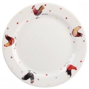 Alex Clark Rooster Dinner Plate